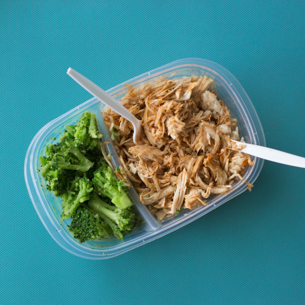 keto meal prep container