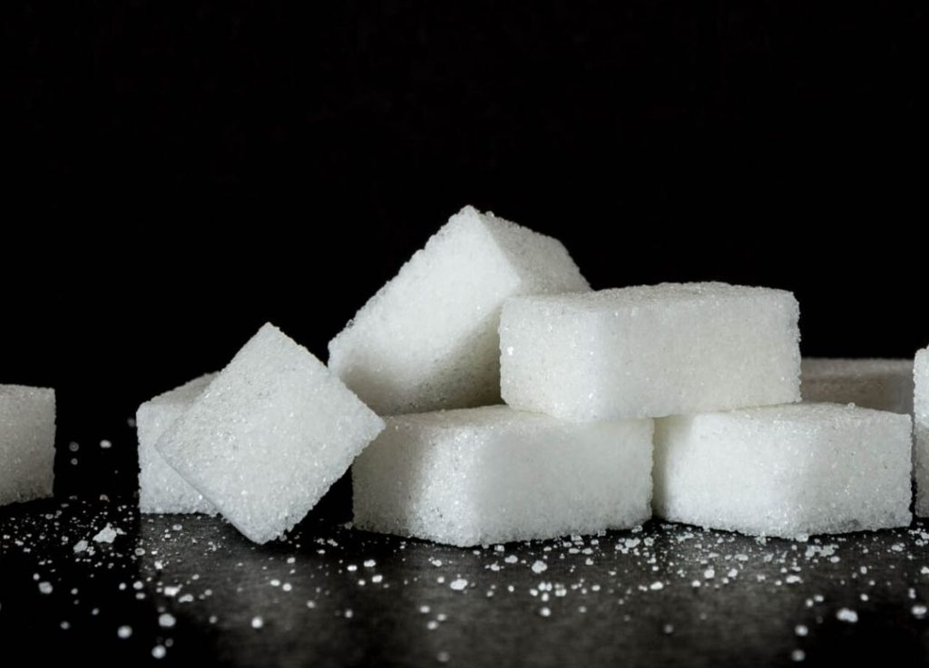 tic tacs have sugar