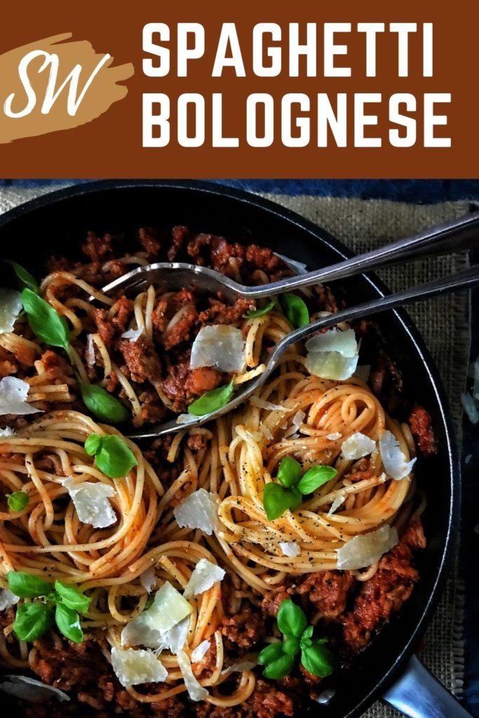 Spaghetti Bolognese Pin