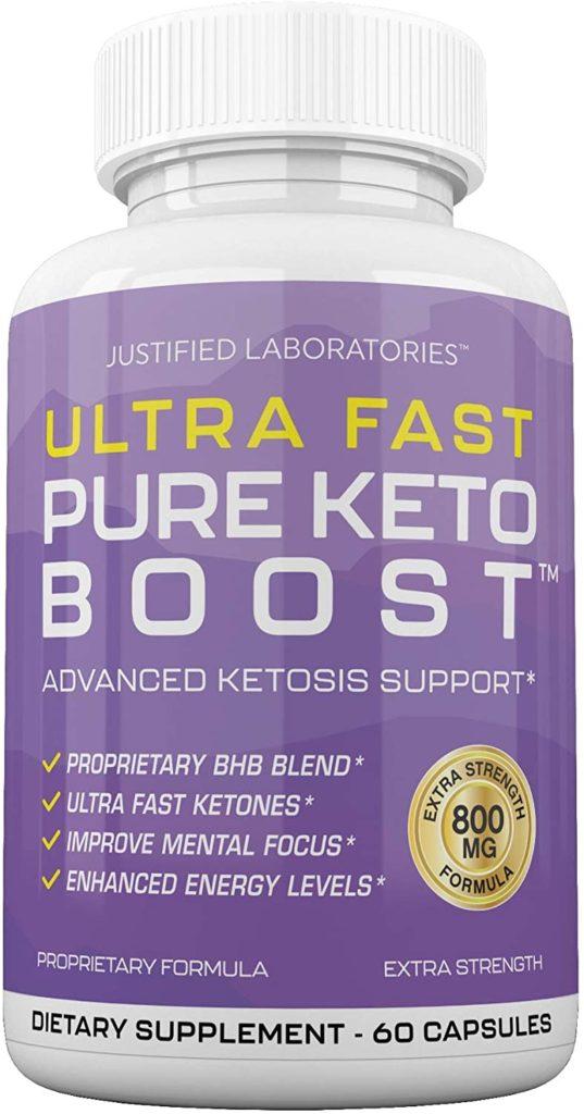 Ultra Fast Keto Boost Pic