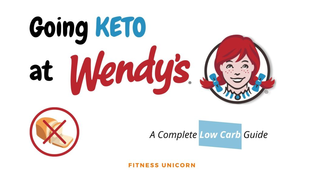 keto at wendy's
