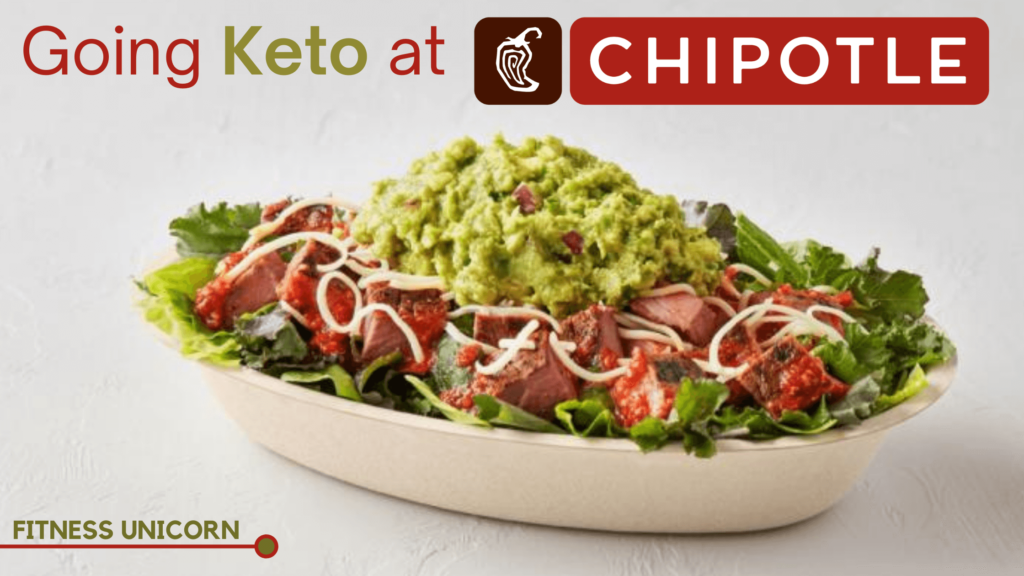 Keto at Chipotle