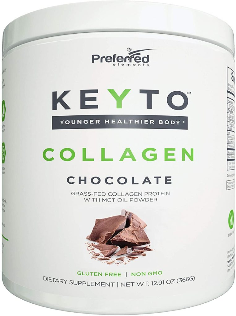 Keto Collagen Powder