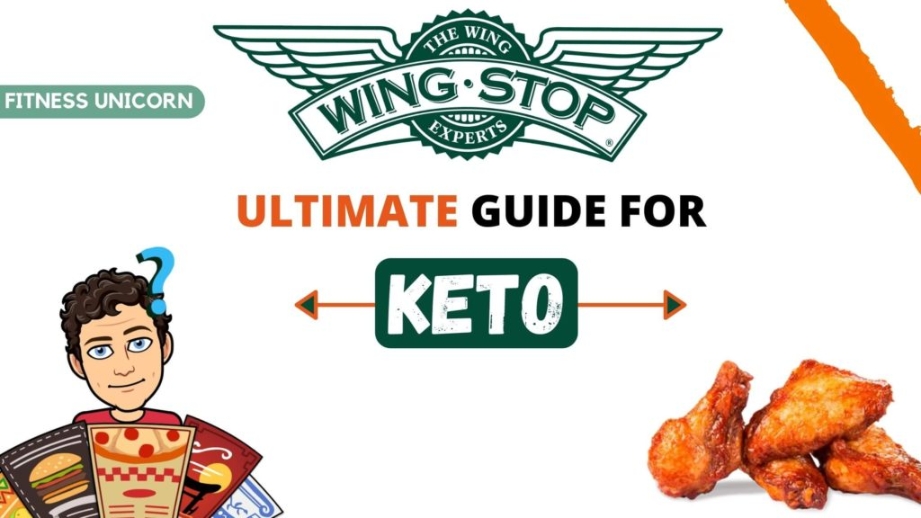 how to eat keto at wingstop