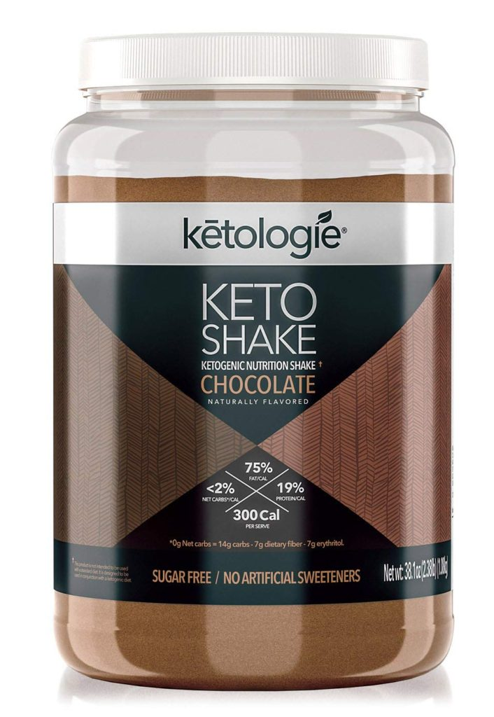 Ketologie Chocolate Shake