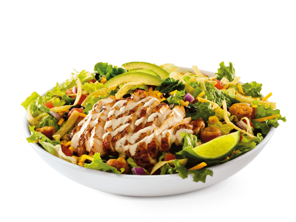 Red Robin Keto Salads