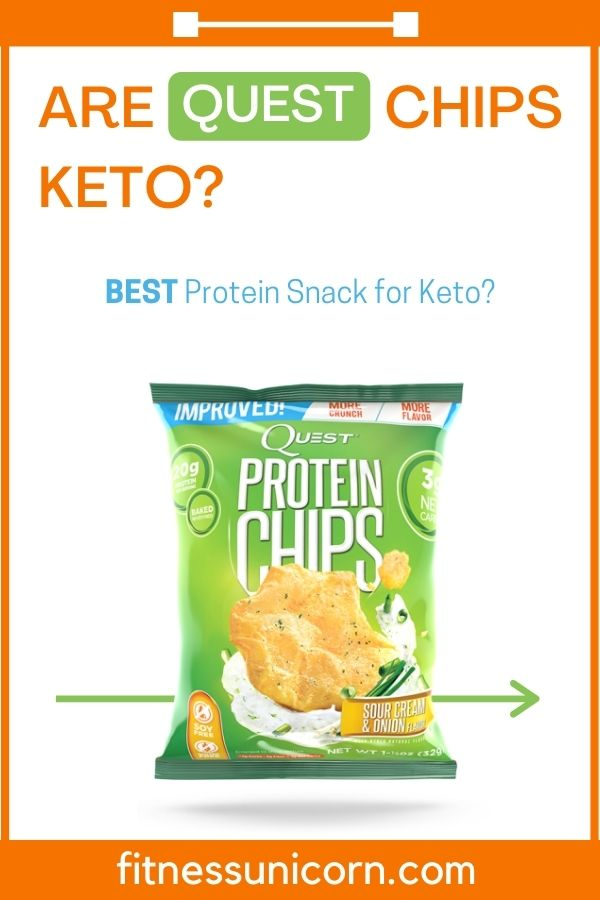 are quest chips keto