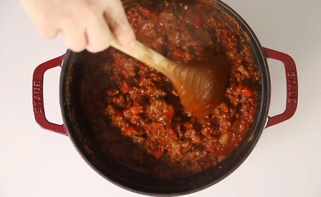 Butter Bob Briggs Chili Recipe