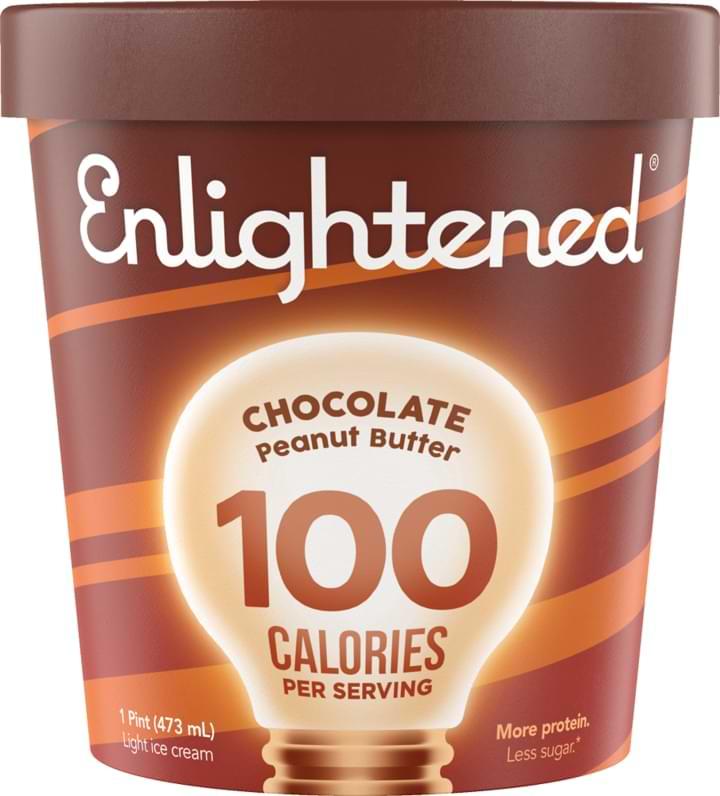 enlightened light ice cream