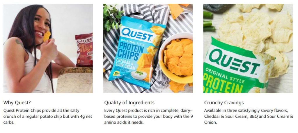 why choose quest nutrition