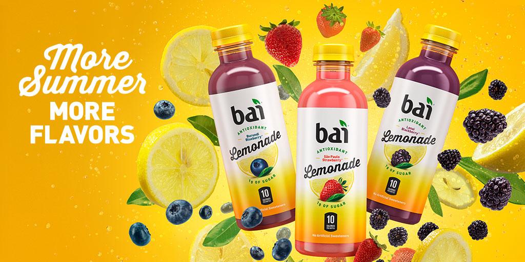 bai drinks flavors