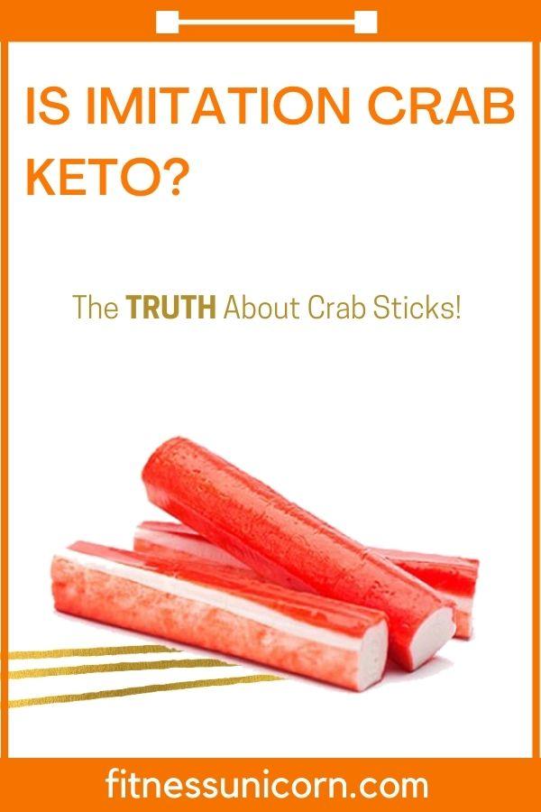Is imitation crab keto