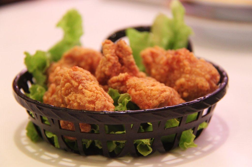 Bojangles chicken wing keto