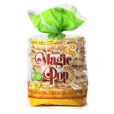 Kim's magic pop low carb rice cakes