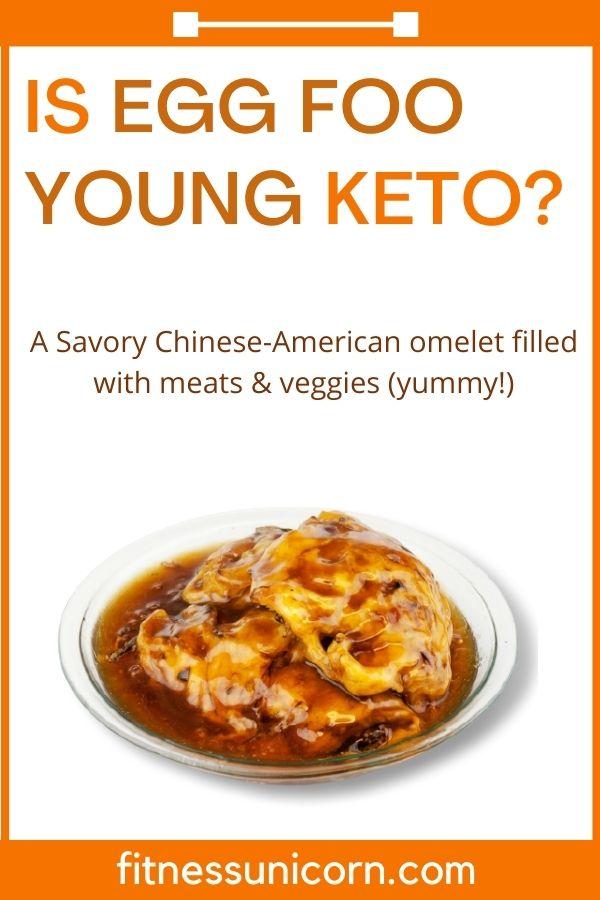 is egg foo young keto