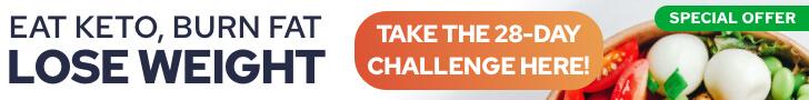 Keto 28 Day Challenge