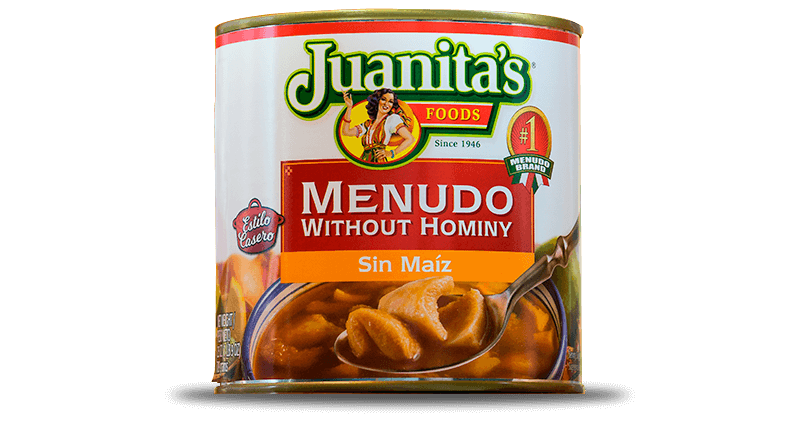 Menudo without hominy