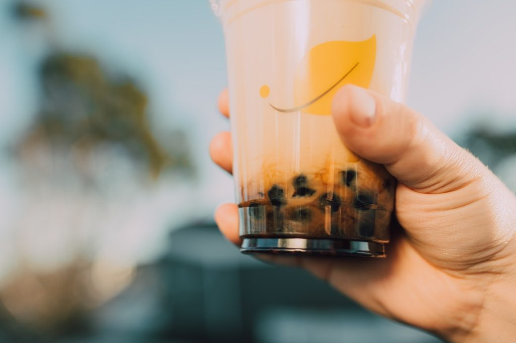 bubble tea on keto