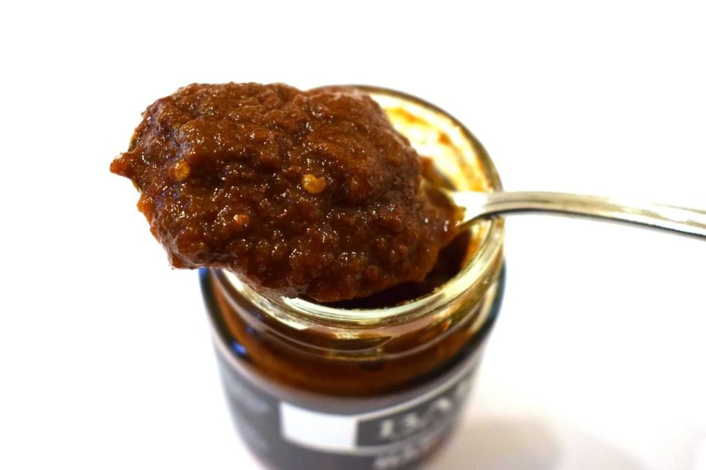 is harissa low carb