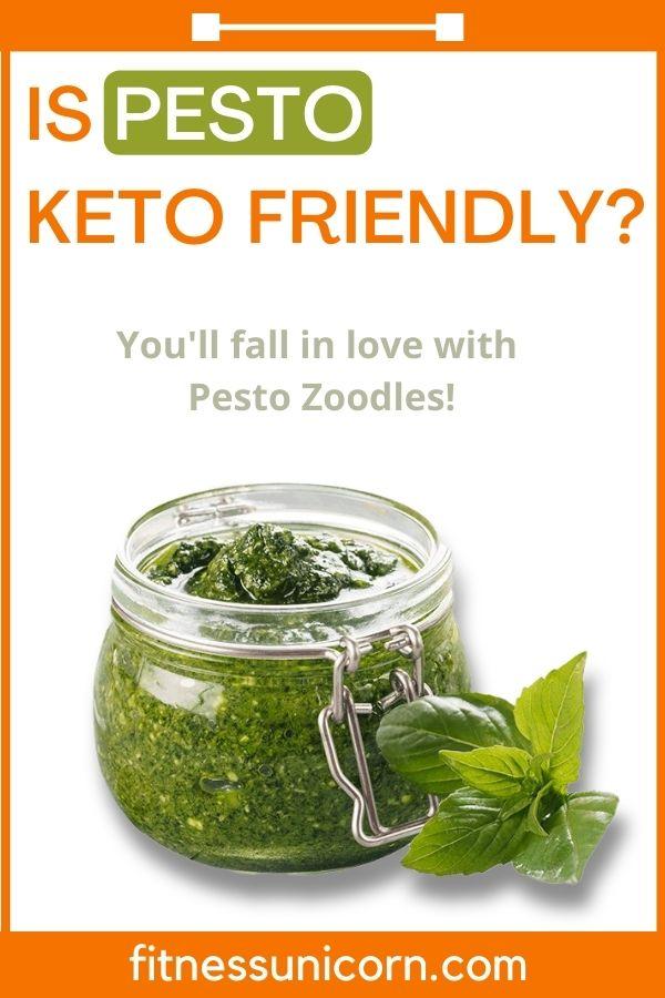 is pesto keto friendly