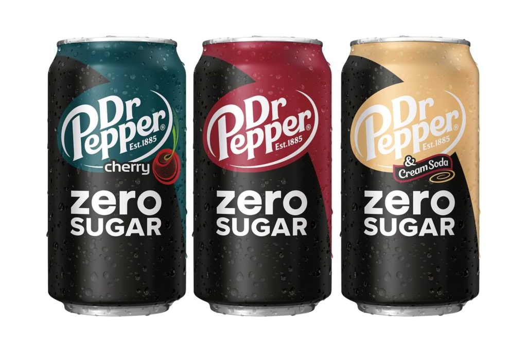 Is dr. pepper zero sugar keto?