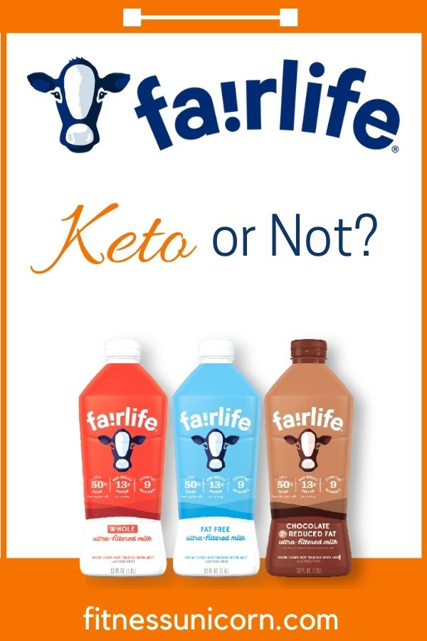 is fairlife keto friendly?