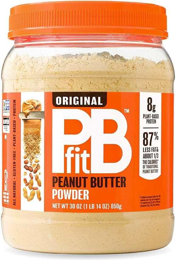 pb fit peanut butter