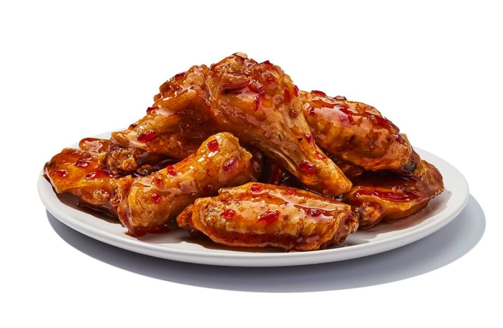 hooter's naked wings keto-friendly