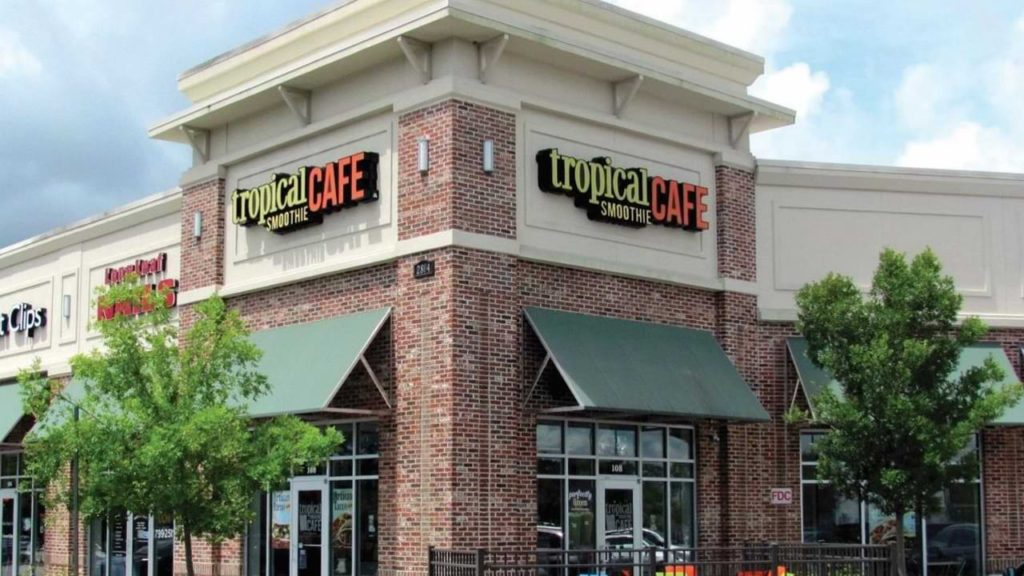Tropical Smoothie Cafe Low Carb