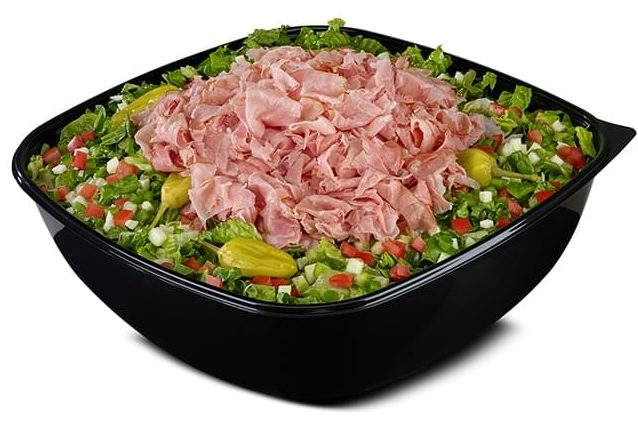firehouse subs low carb salads