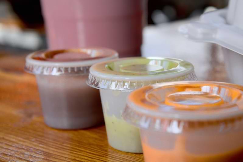 low-carb sauces