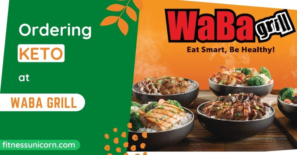 waba grill keto friendly options